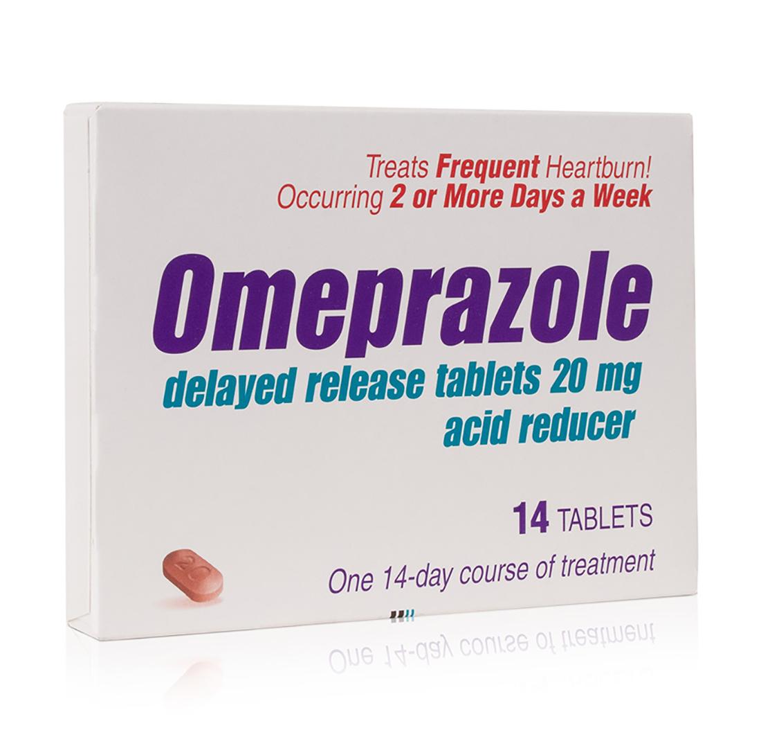 الأوميبرازول omeprazole