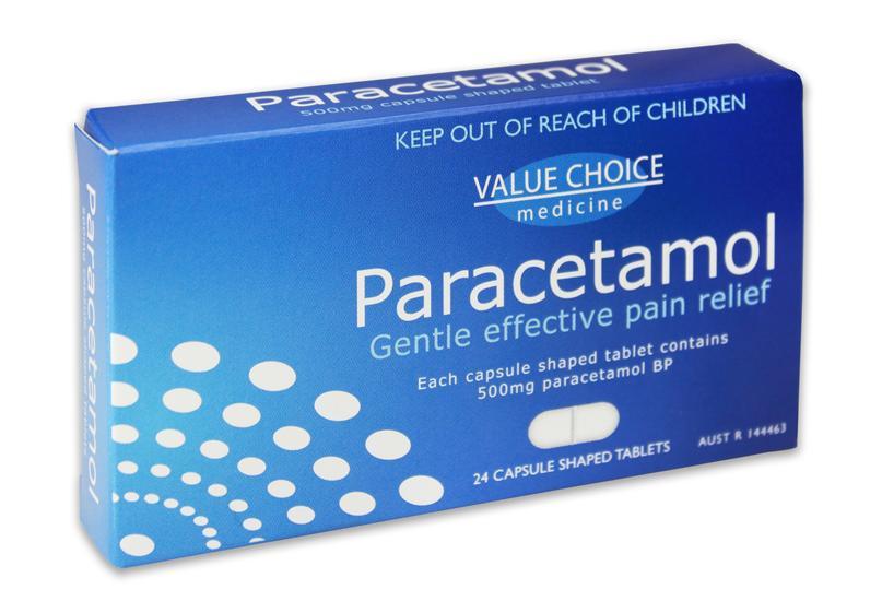 الباراسيتامول paracetamol ( الإستخدام , الجرعة , الأثار الجانبية وتحذيرات الحمل والإرضاع )