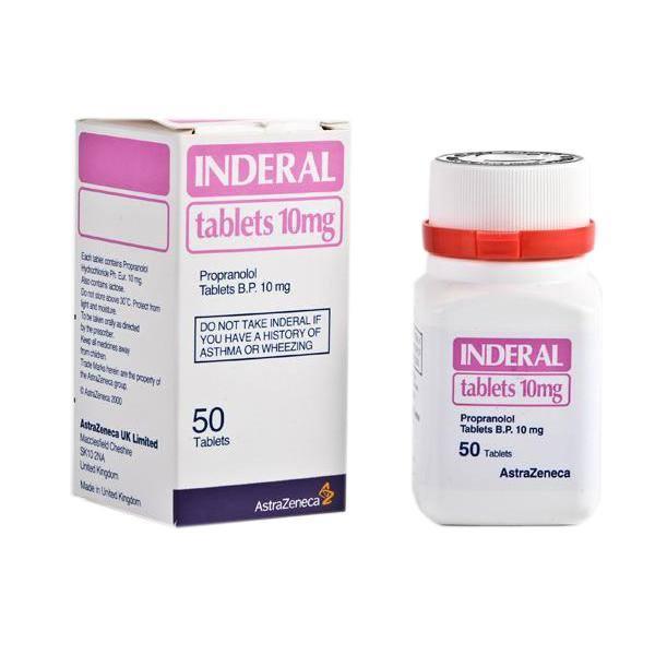 الإنديرال Inderal ( الإستخدام , الجرعة , الأثار الجانبية وتحذيرات الحمل والإرضاع )