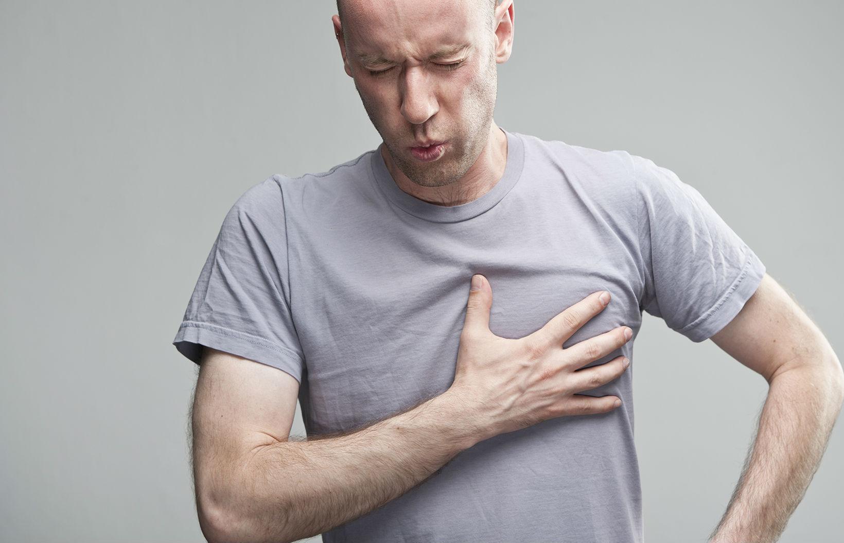 استرواح المنصف أو الريح المنصفية : أسباب , أعراض , تشخيص وعلاج