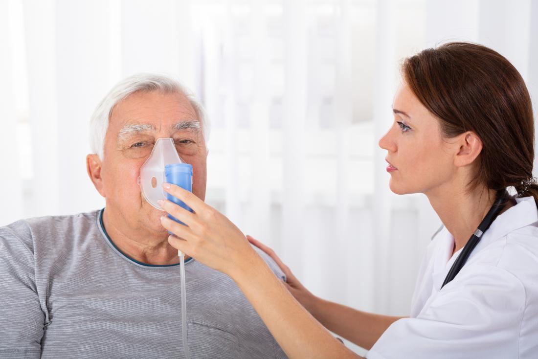 داء الانسداد الرئوي المزمن ( COPD ) : أسباب , أعراض , تشخيص وعلاج