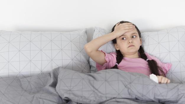 التهاب الجلد والعضلات عند الاطفال أو التهاب الجلد والعضلات الشبابي