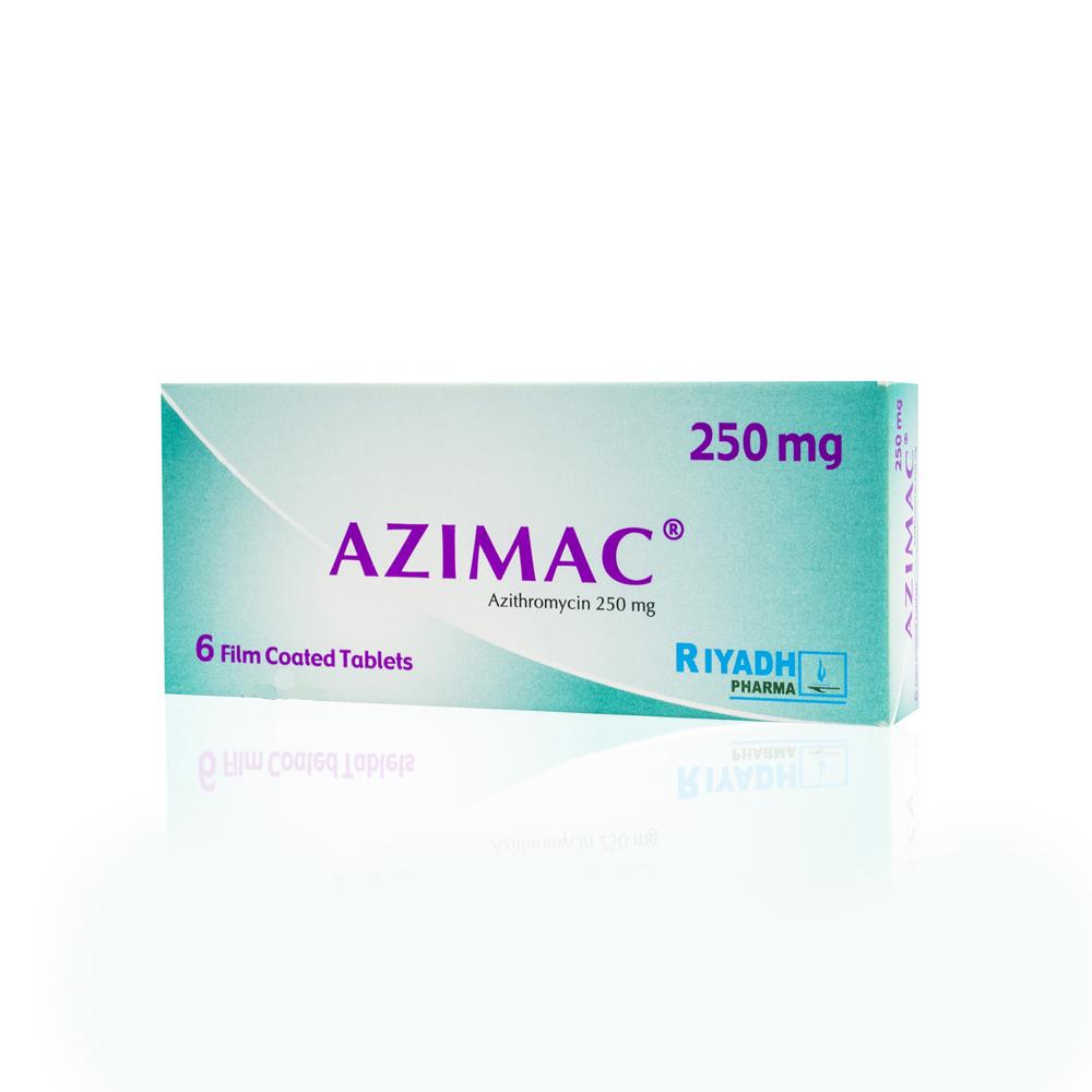 AZIMAC 250MG TAB 6S 1000x1000 1