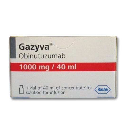 gazyva vial