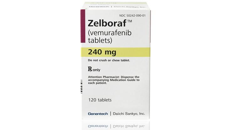 zelboraf 740