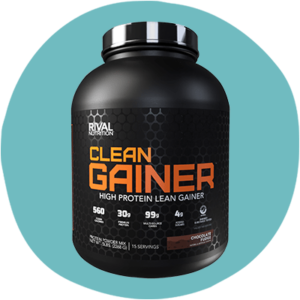 Rival Nutrition Clean Gainer